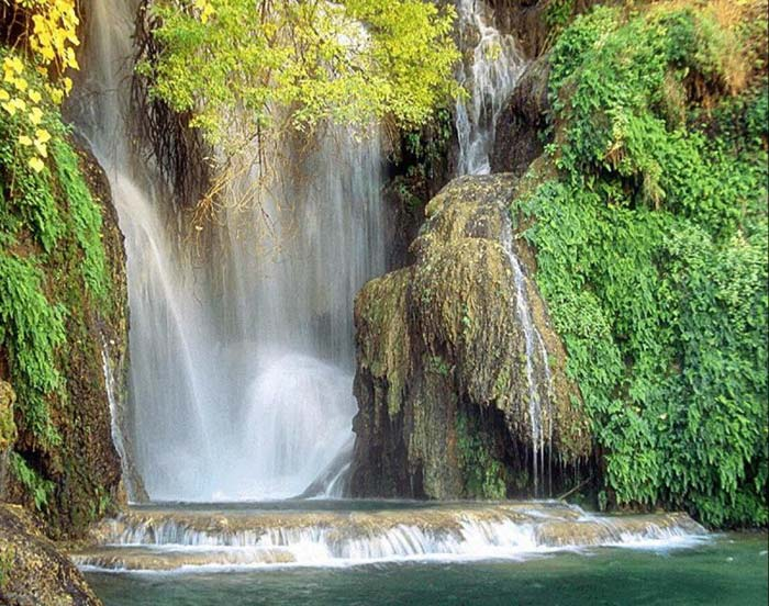 beautiful waterfalls - Water Fallllll...